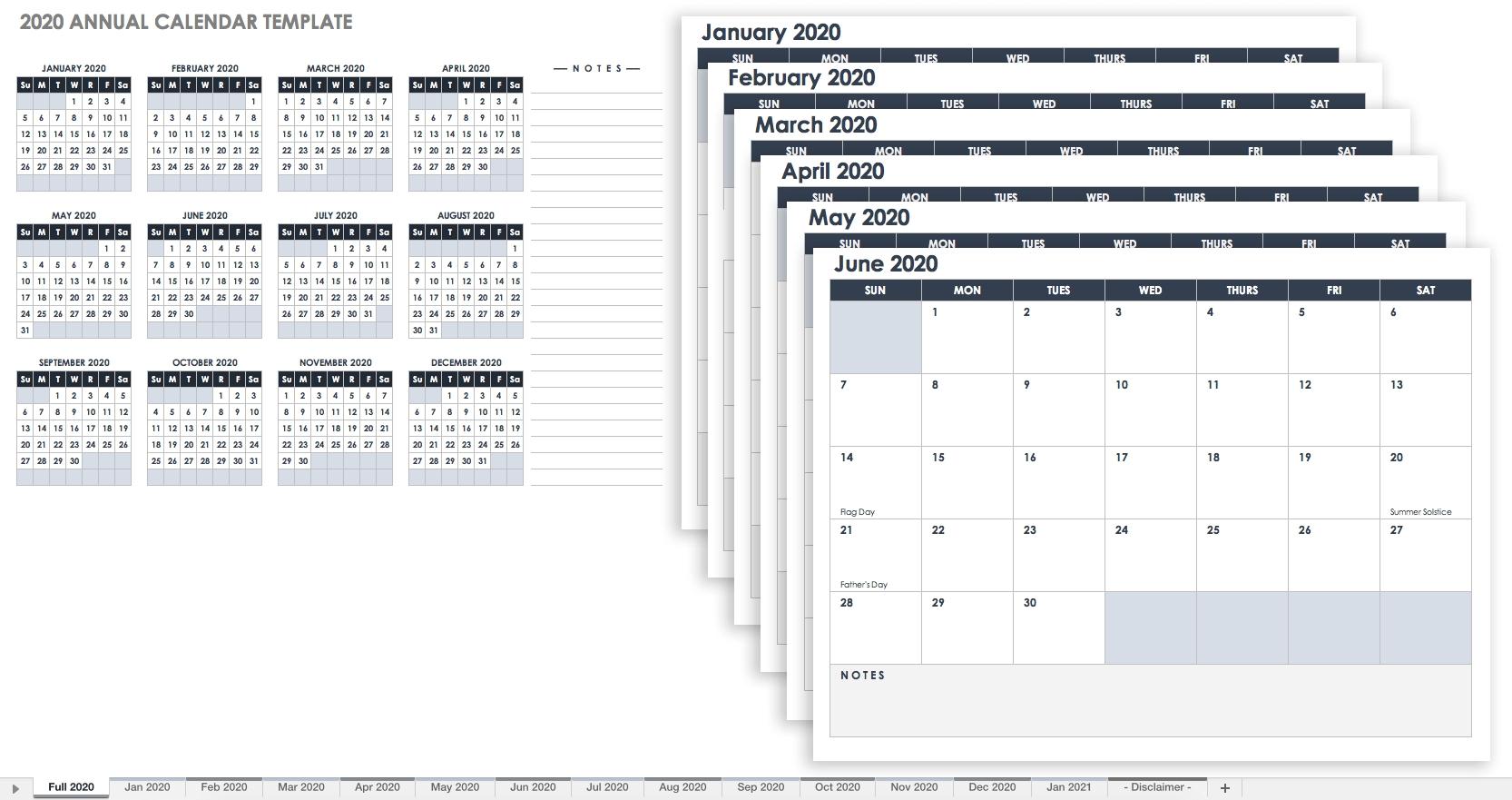 Godly U Of W Calendar 2019 : Mini Calendar Template