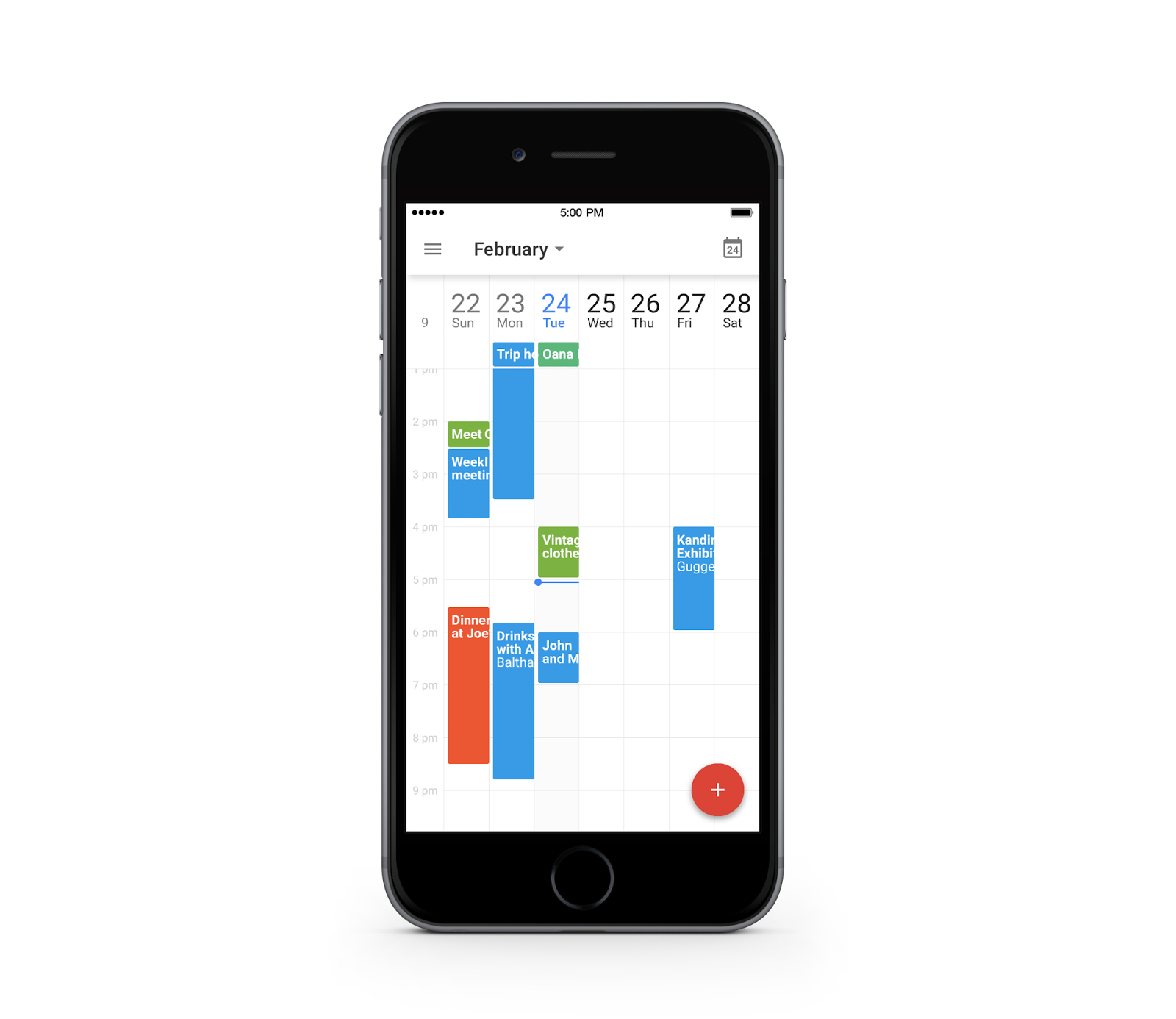 Google Calendar For Iphone: More Ways To Stay On Top Of Your