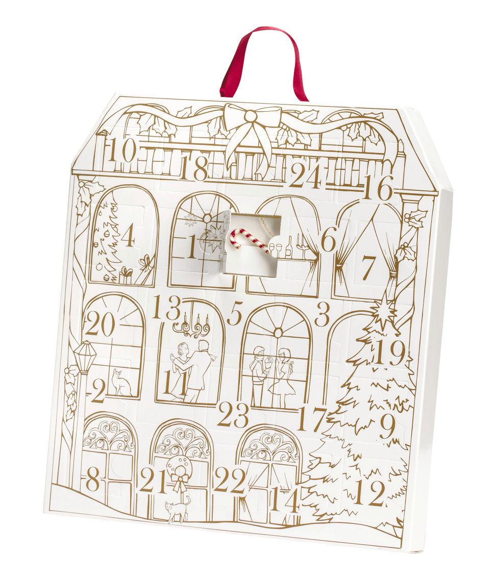 H&m 2017 Advent Calendar Available Now! - Hello Subscription
