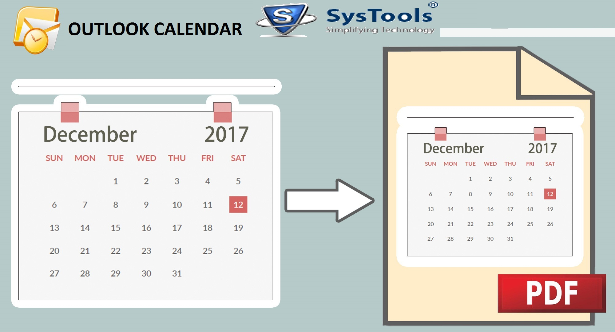 How To Convert / Save Outlook Calendar As Pdf? A Hassle-Free