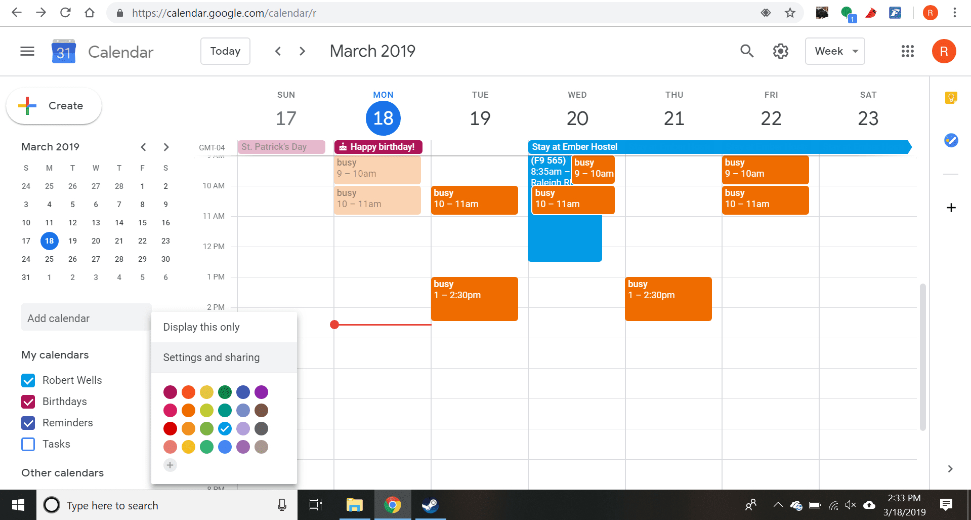 How To Copy Google Calendar Events To Another Google Calendar