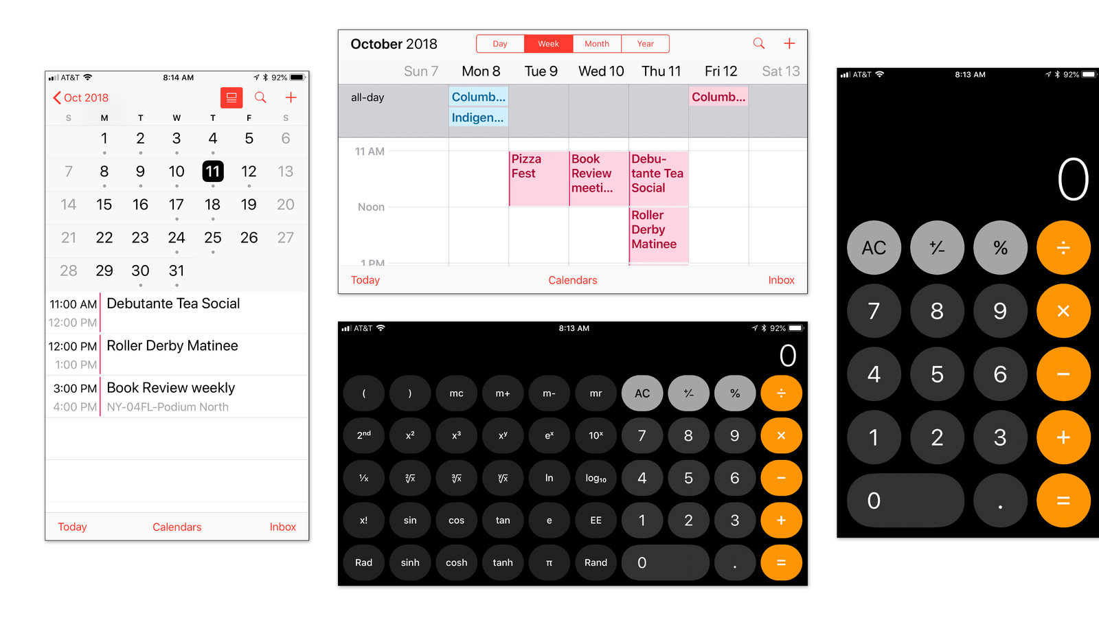 How To Get A Weekly View In Apple's Calendar - The New York