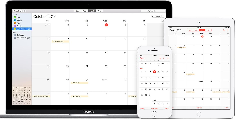 Iphone Calendar App - Wpa.wpart.co