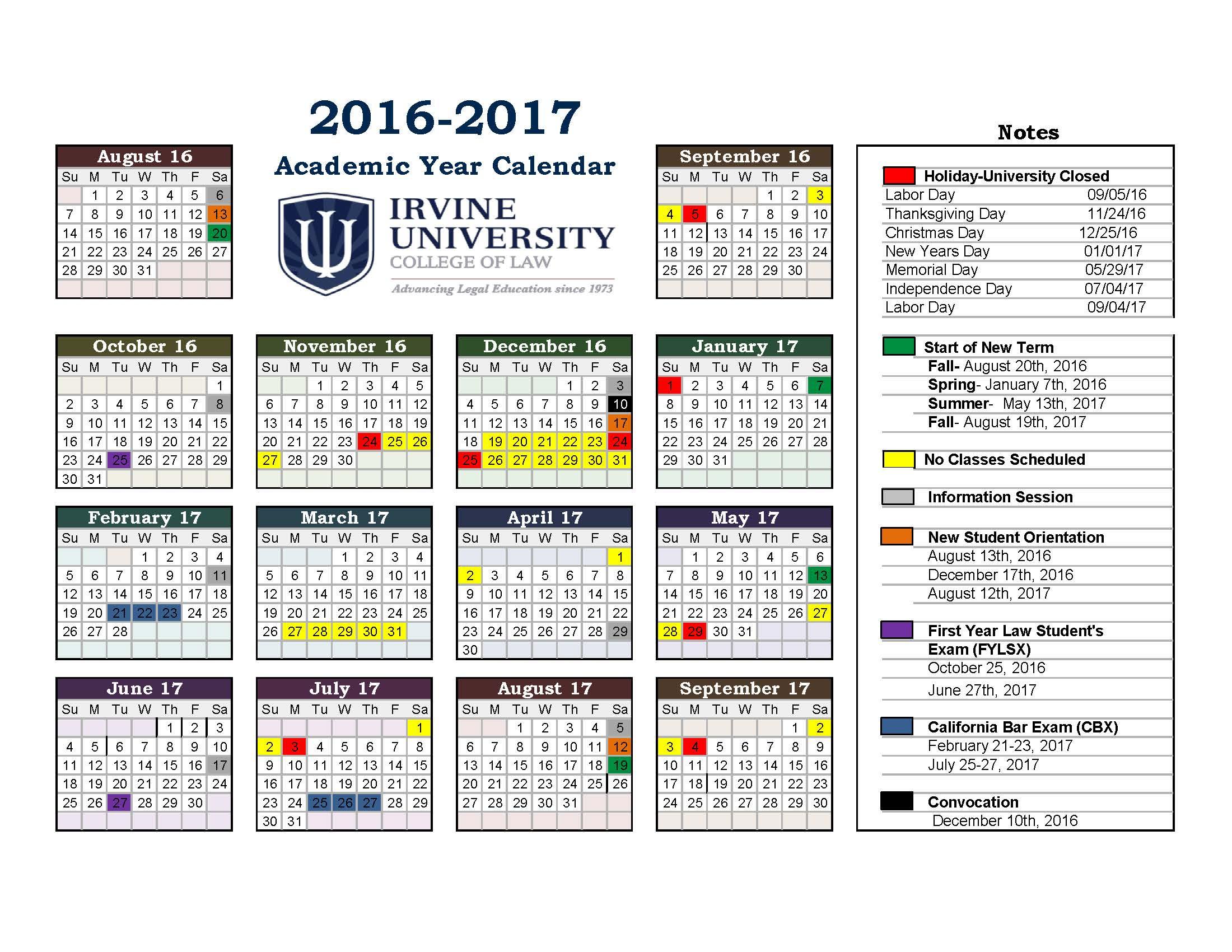 Iu Calendar 2020 | Free Printable Calendar