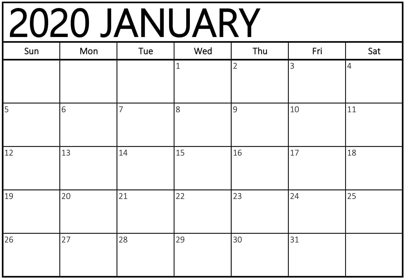January 2020 Calendar New Zealand - Wpa.wpart.co