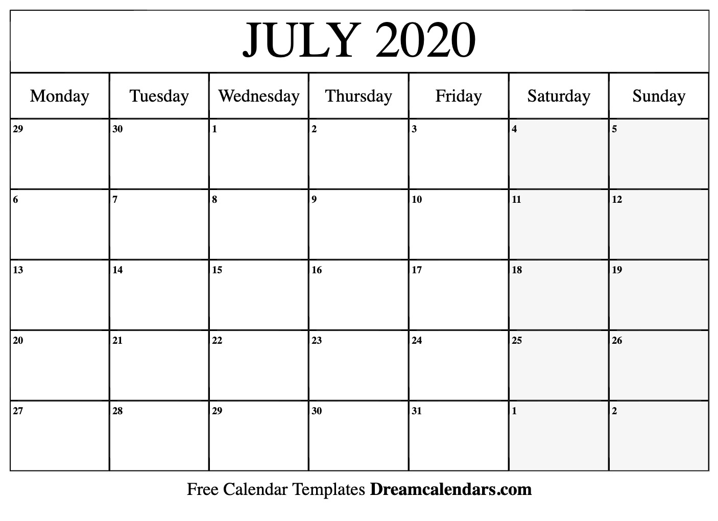 July 2020 Template - Wpa.wpart.co