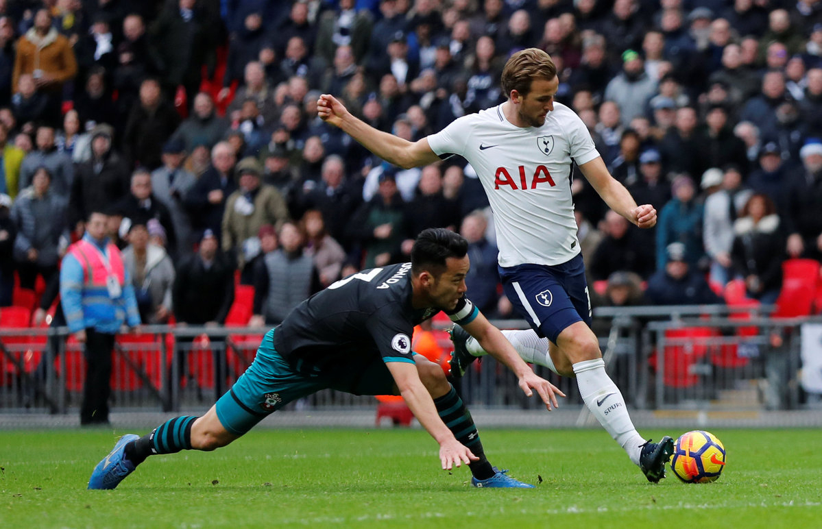 Kane Sets Premier League Mark With 39 Goals In Calendar Year