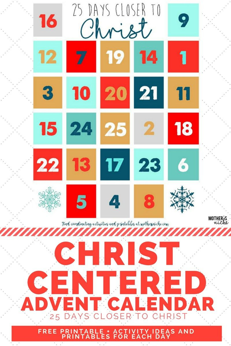 Light The World, 25 Ways In 25 Days Advent Calendar | Advent