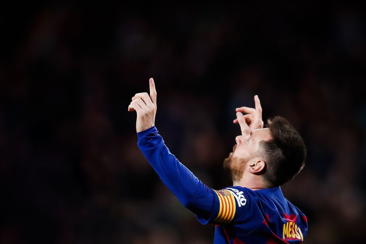 Lionel Messi Makes It 50 Goals In A Calendar Year Yet Again
