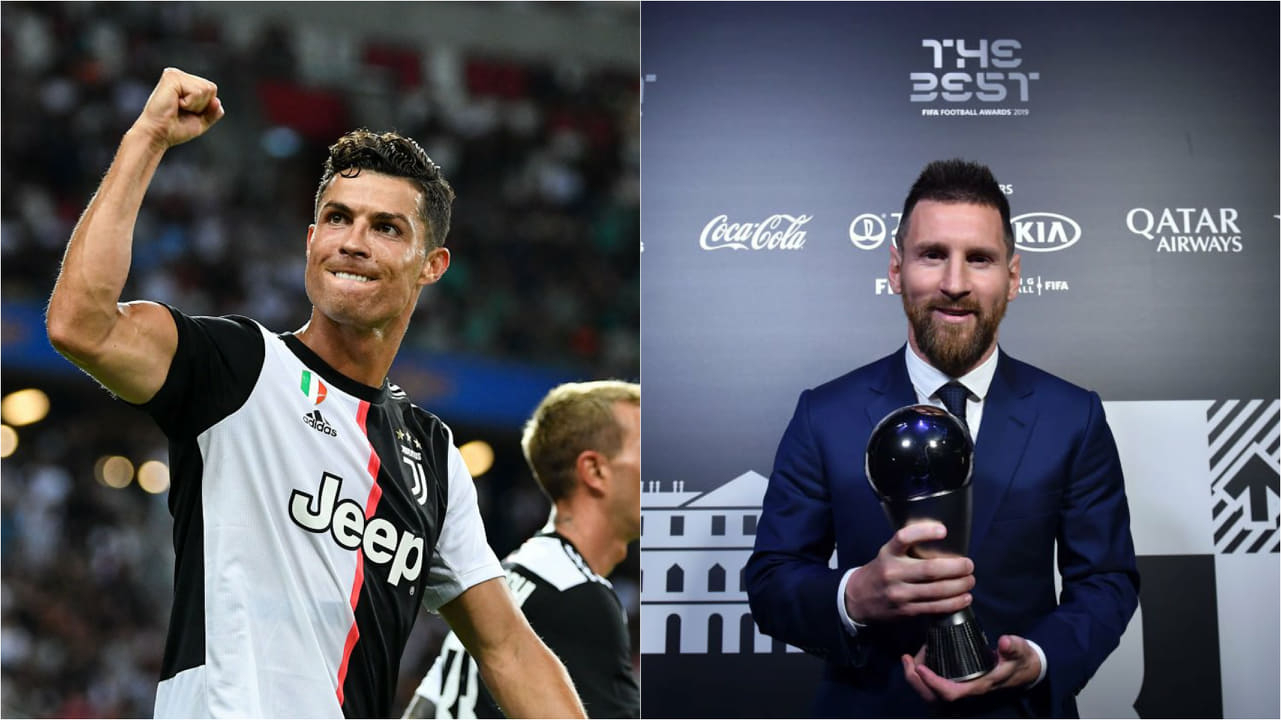 Lionel Messi Second In Most Goals Scored In 2019, Cristiano