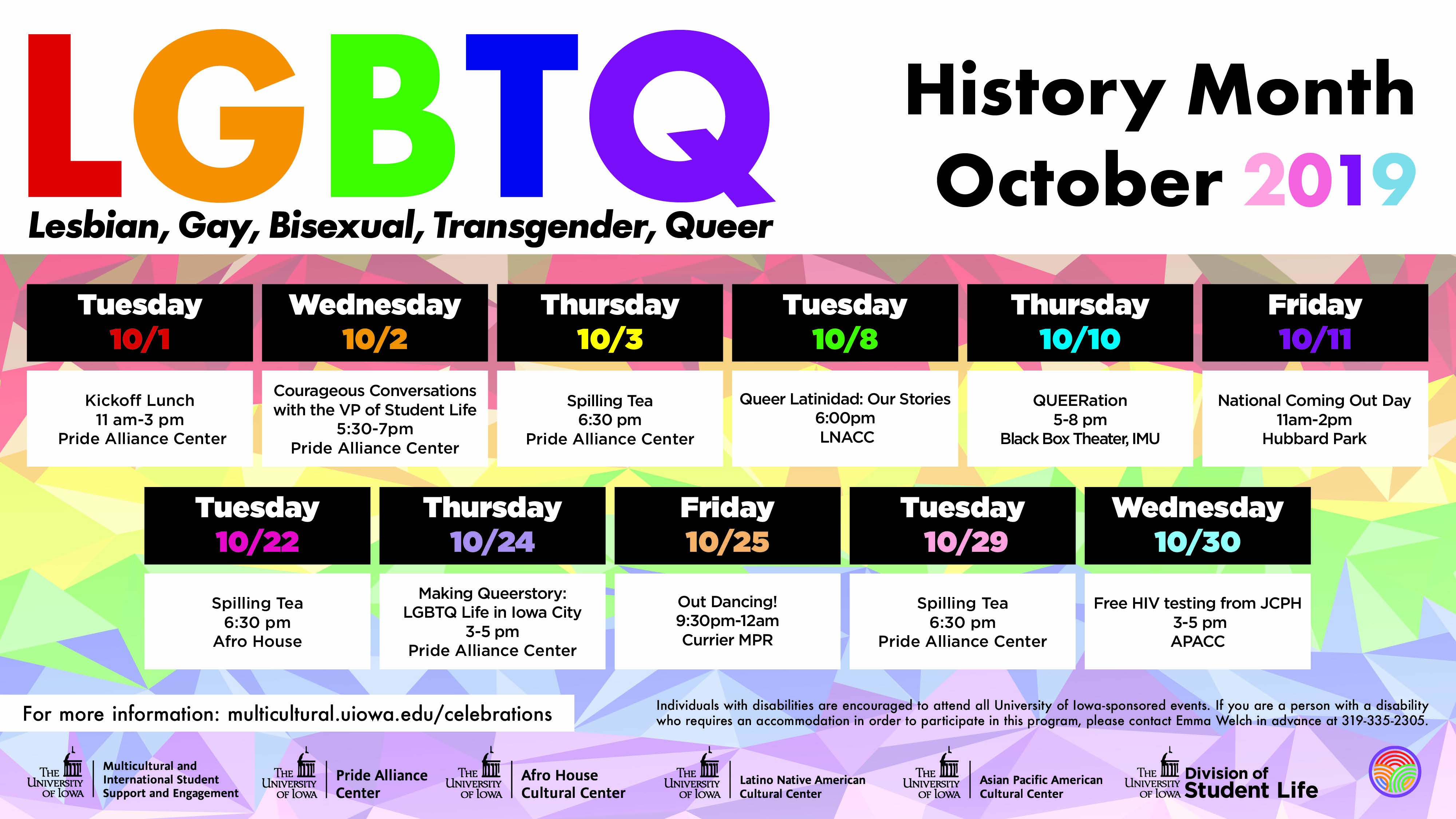 Making Queerstory: Lgbtq Life In Iowa City