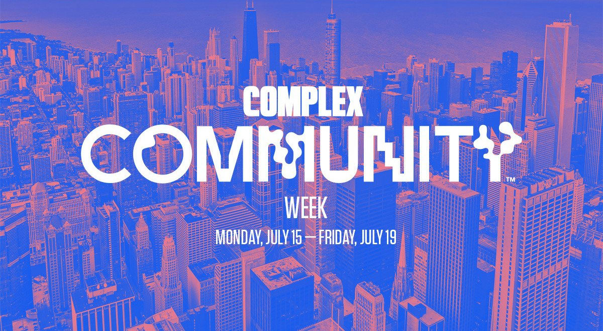 Mark Your Calendar | Complex Community Event Schedule Coming