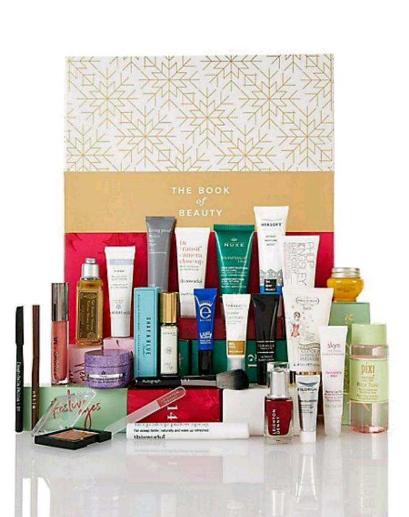 Marks And Spencer M&s 2018 Book Of Beauty Advent Calendar | In Newcastle,  Tyne And Wear | Gumtree