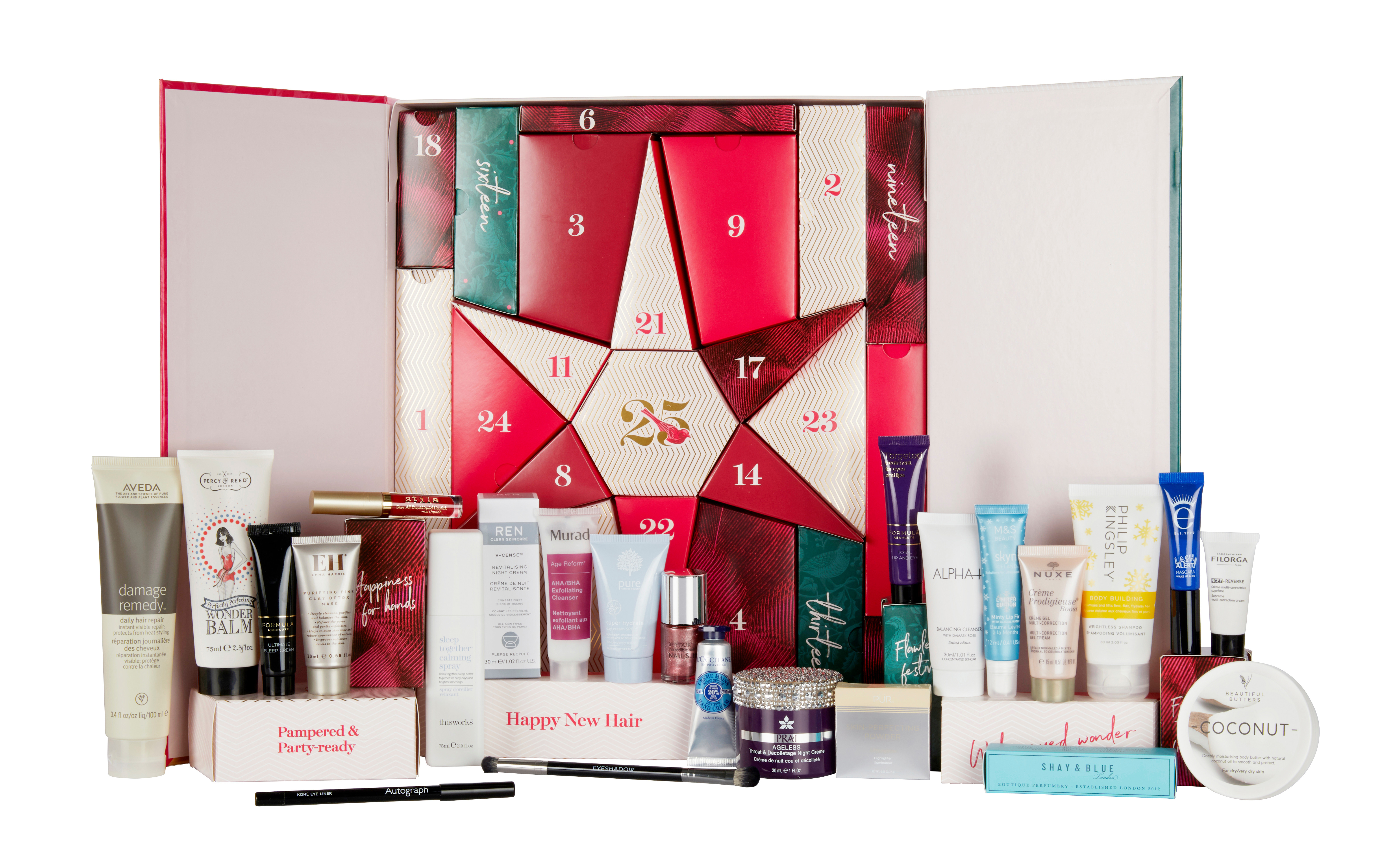 Marks And Spencer's Advent Calendar Is On Sale Now And It