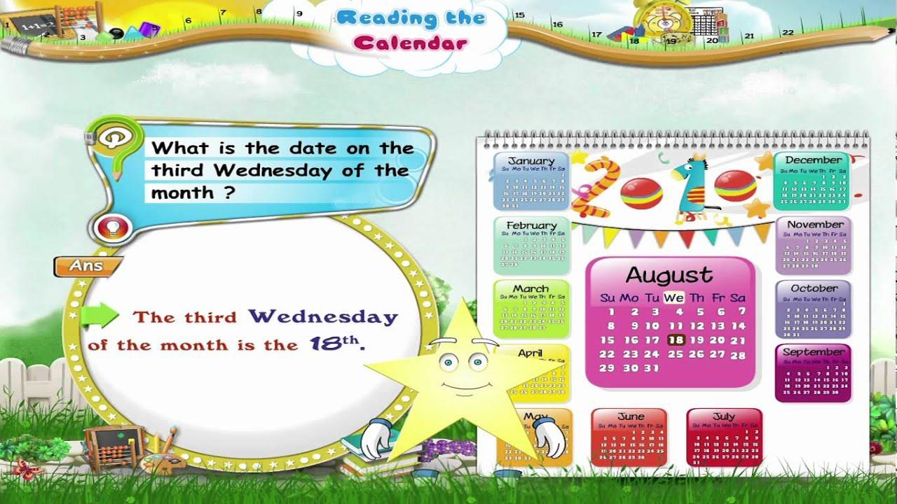 Measurement: Calendars - Lessons - Tes Teach