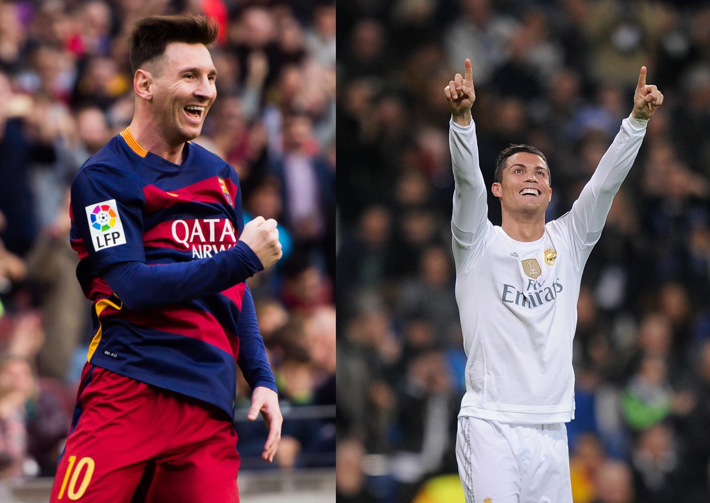 Messi Vs. Ronaldo 2015-16 Ballon D'or: Ronaldo Scores Big