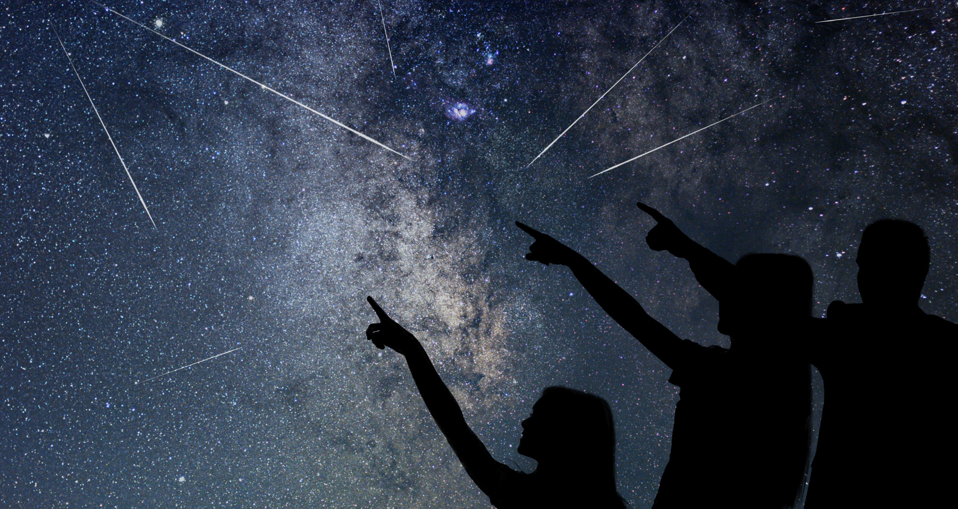 Meteor Showers Calendar - Farmers' Almanac
