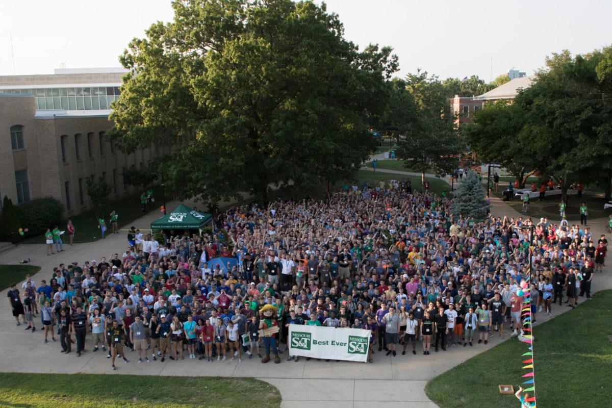 Missouri S&t – News And Events – Fall Enrollment At Missouri