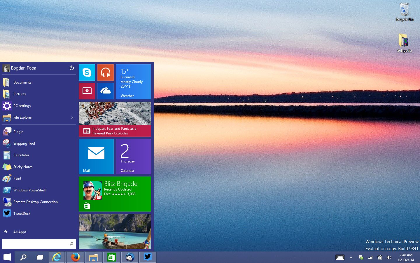 New Windows 10 Build Expected This Week