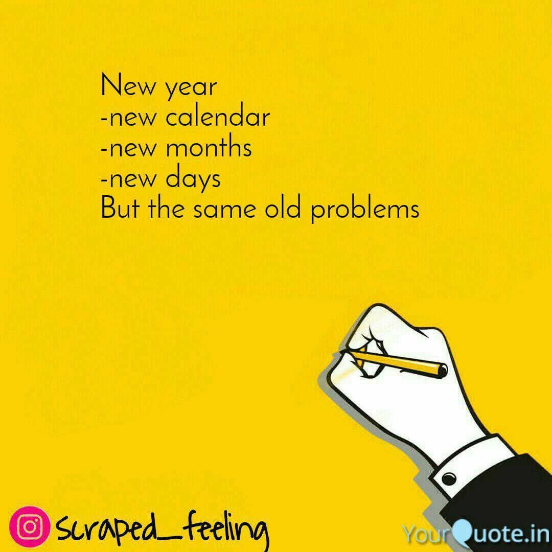 New Year -New Calendar - | Quotes & Writingsvikas