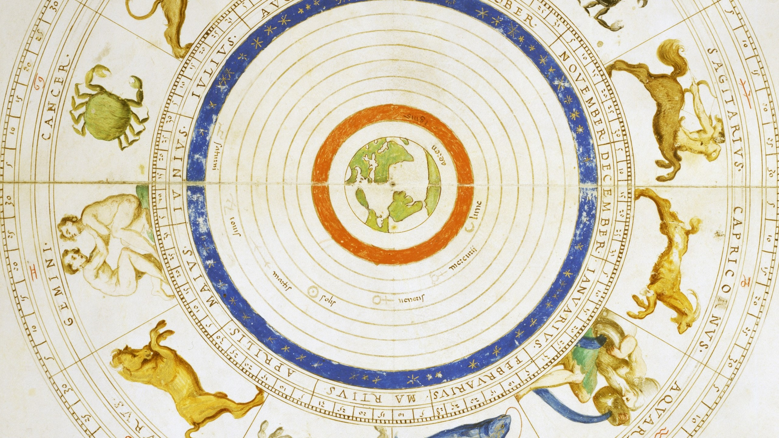 No, Your Zodiac Sign Is Not Changing | Glamour