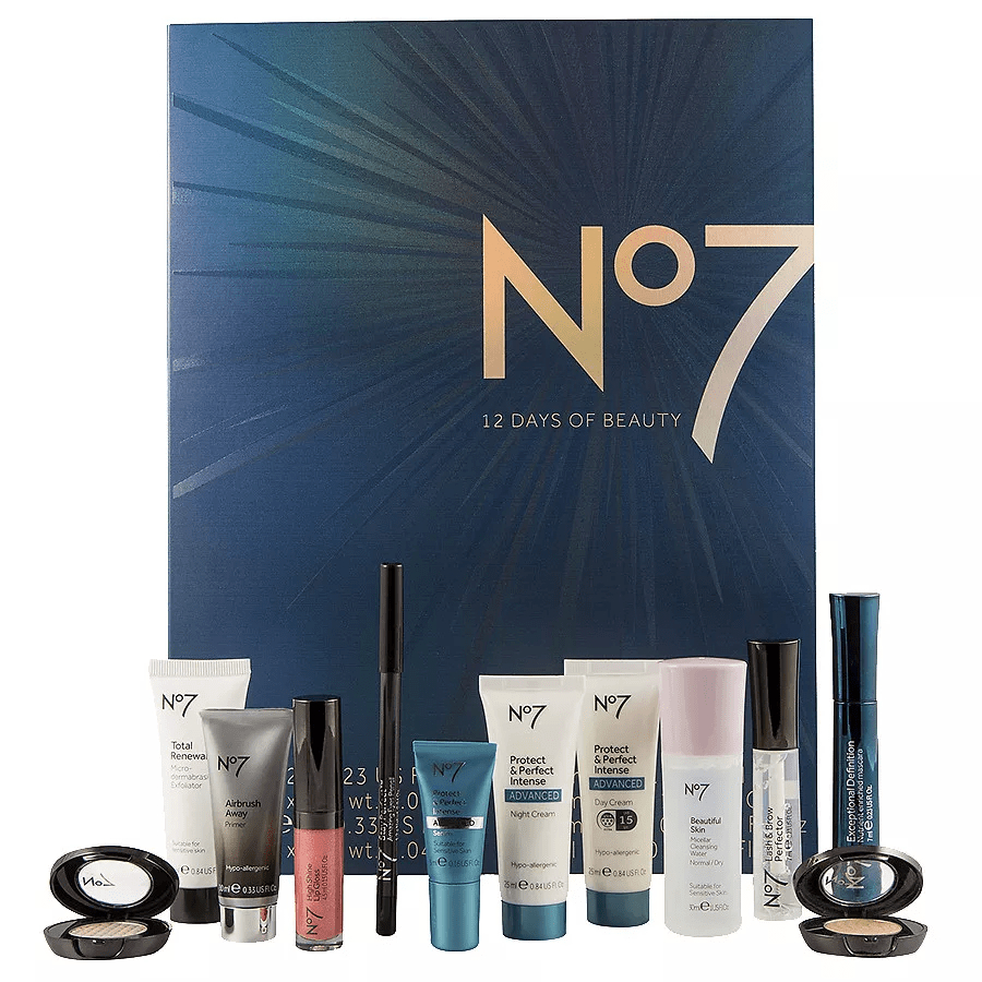 No7 12 Days Of Beauty Advent Calendar 2017 Available Now