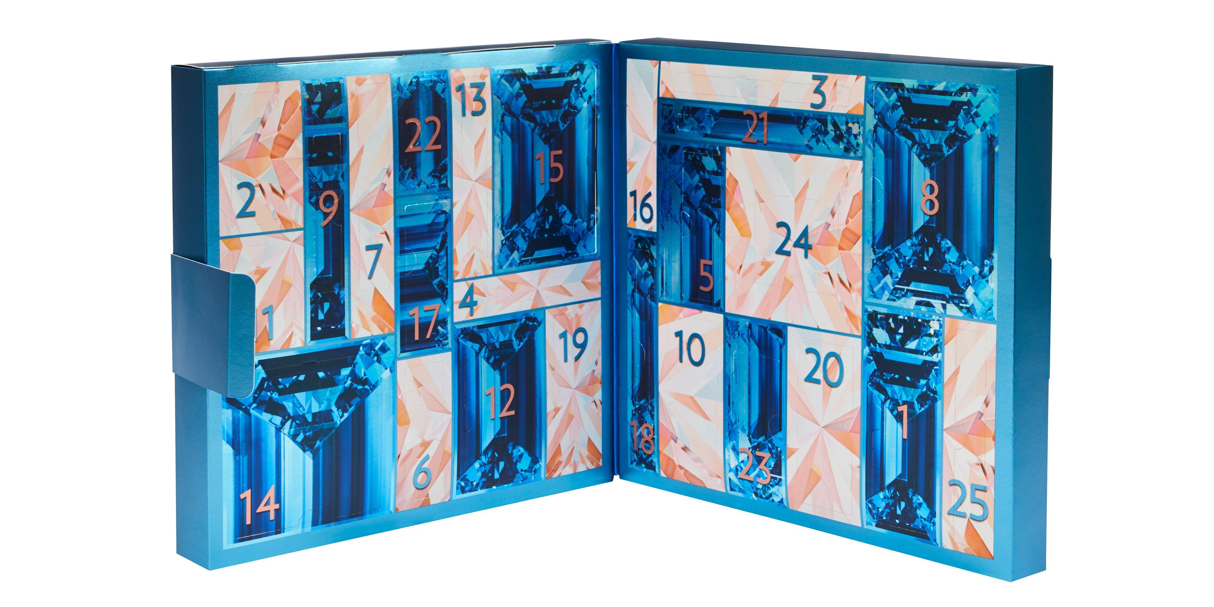 No7's Beauty Advent Calendar Contains Golden Tickets