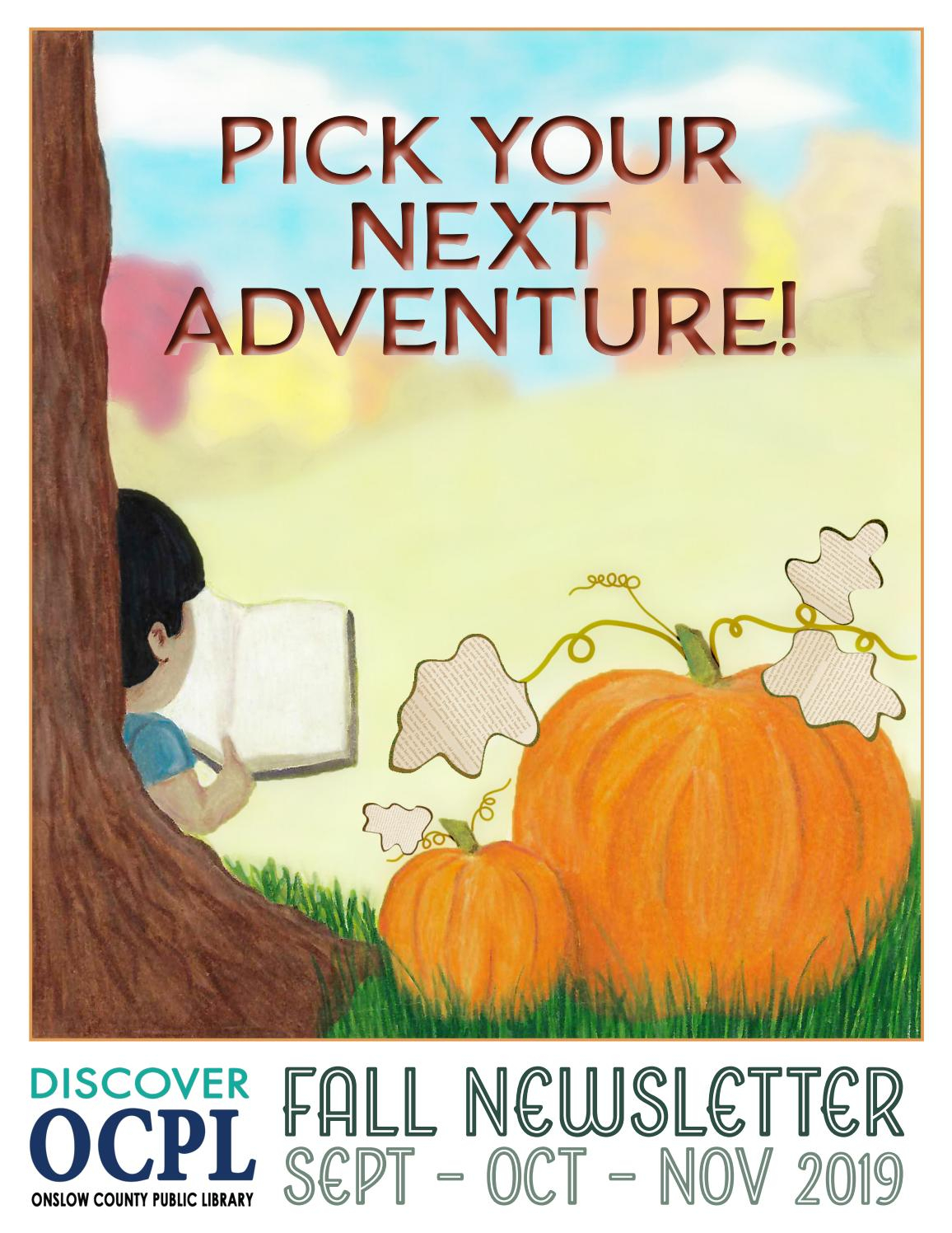 Ocpl Fall 2019 Newsletter (September - November)Ocpl - Issuu