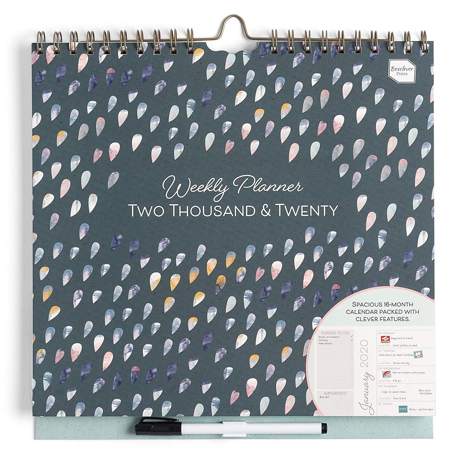 Pin On 2020 Calendars And Diaries