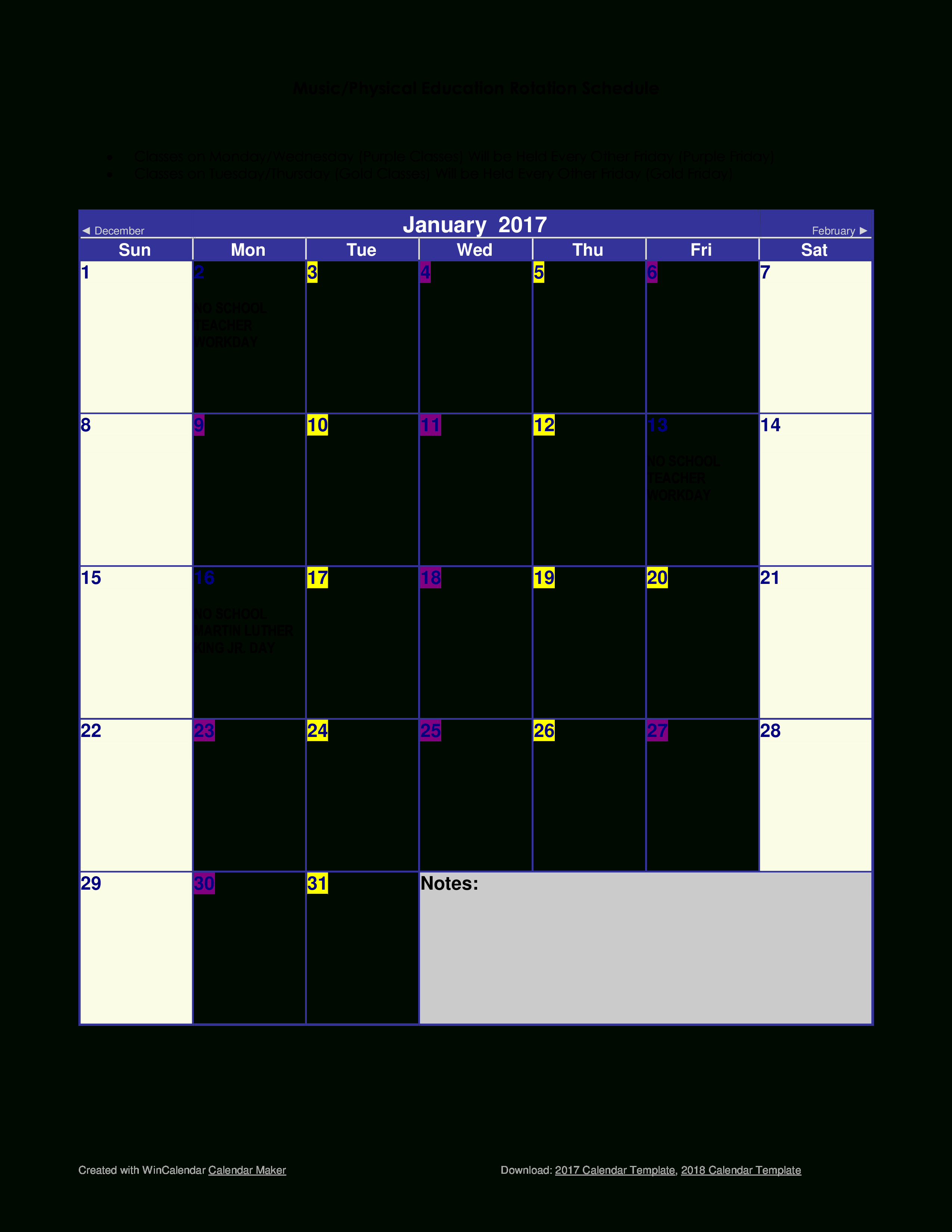 Printable Calendar Creator - Teke.wpart.co