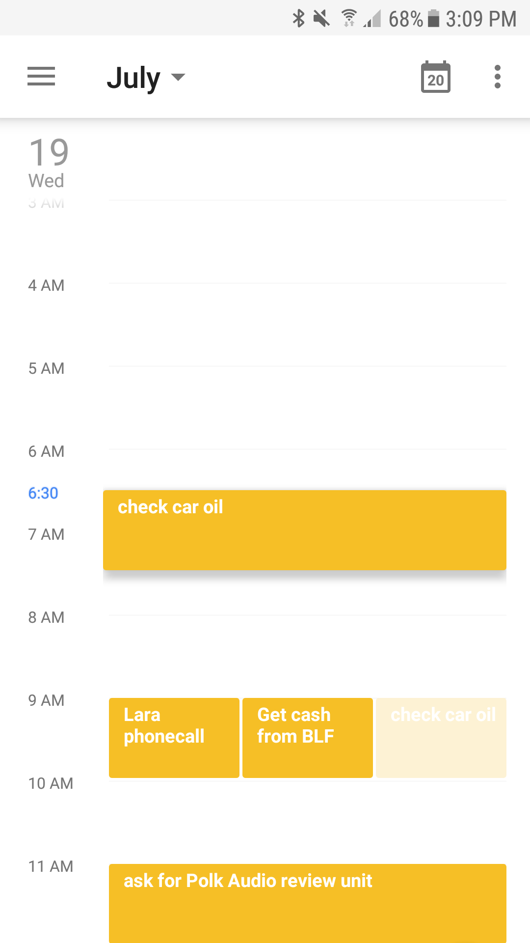 Psa: Google Calendar Added A Drag-And-Drop Gesture For