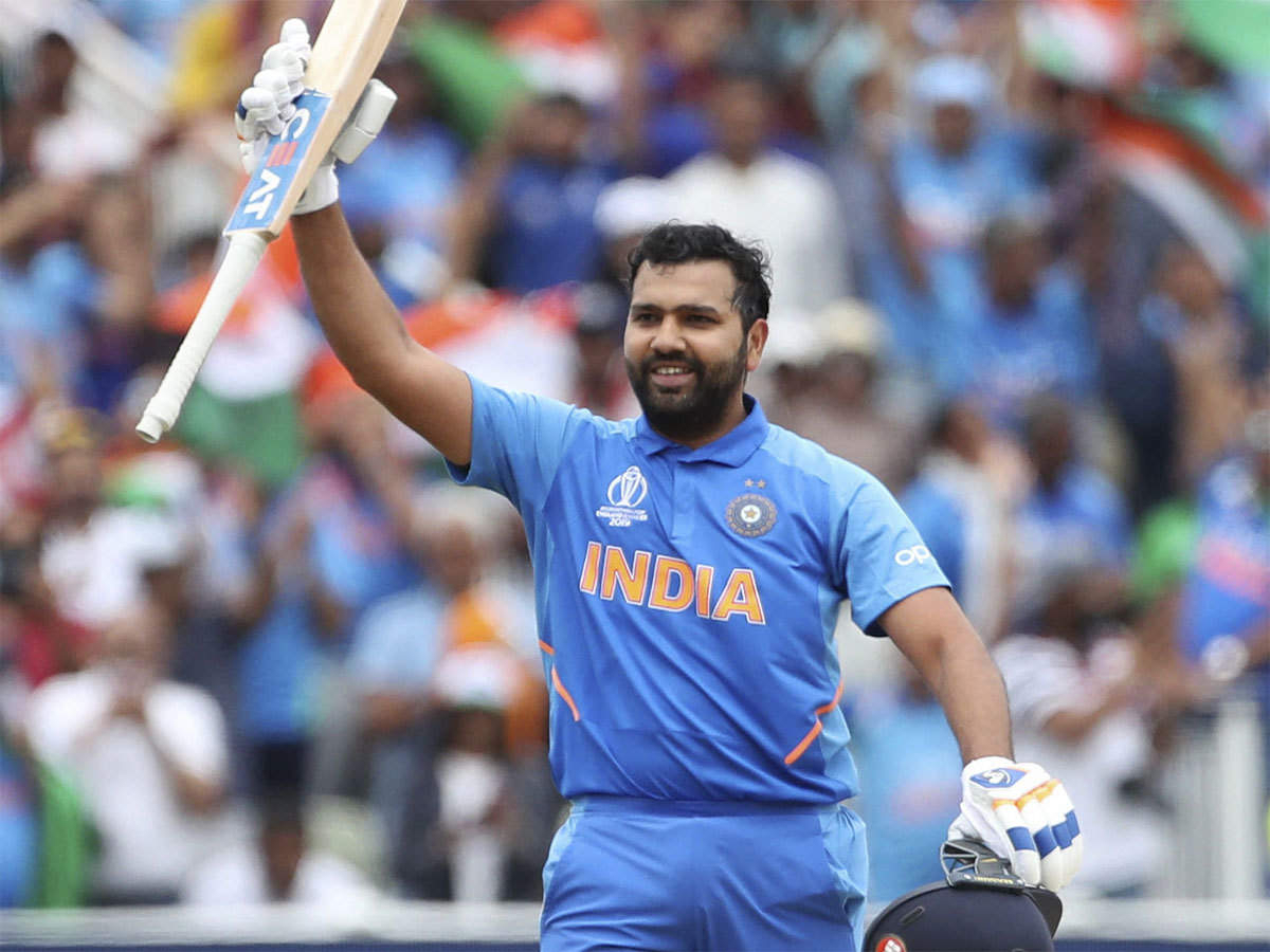 Rohit Sharma Becomes Leading Run-Scorer In Odis In 2019