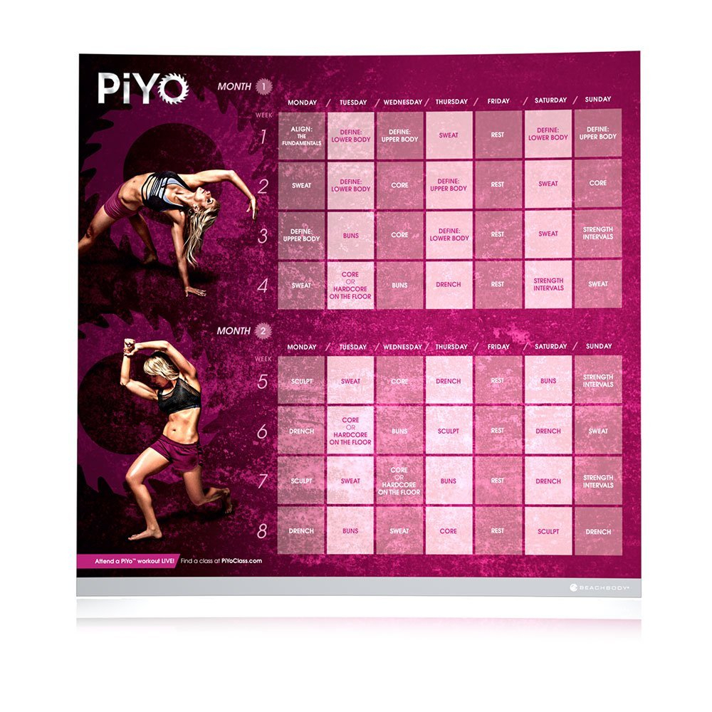 Run. Write. Mom.: Piyo, Pie, Yo!