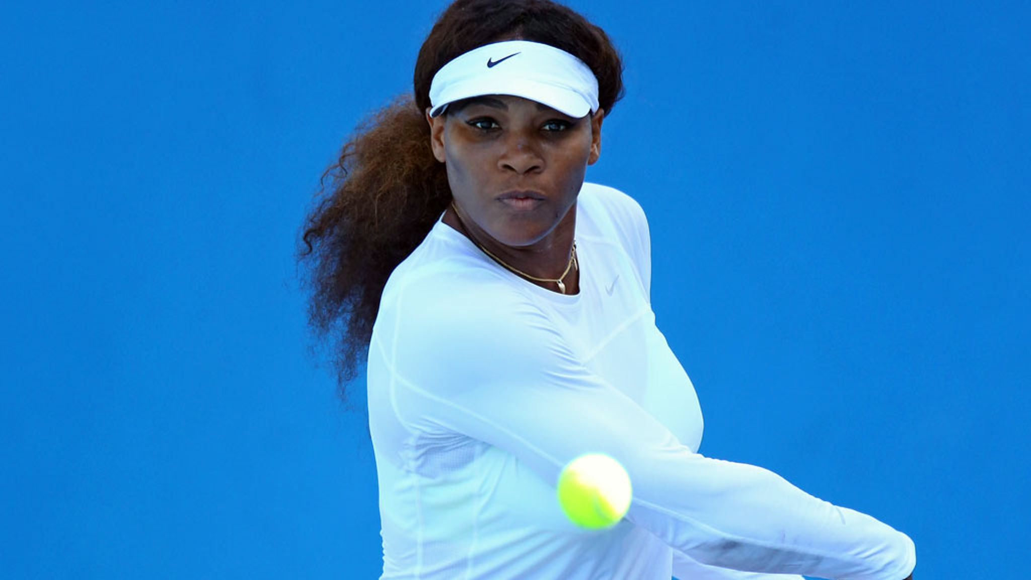 Serena Williams Says Calendar-Year Grand Slam Was