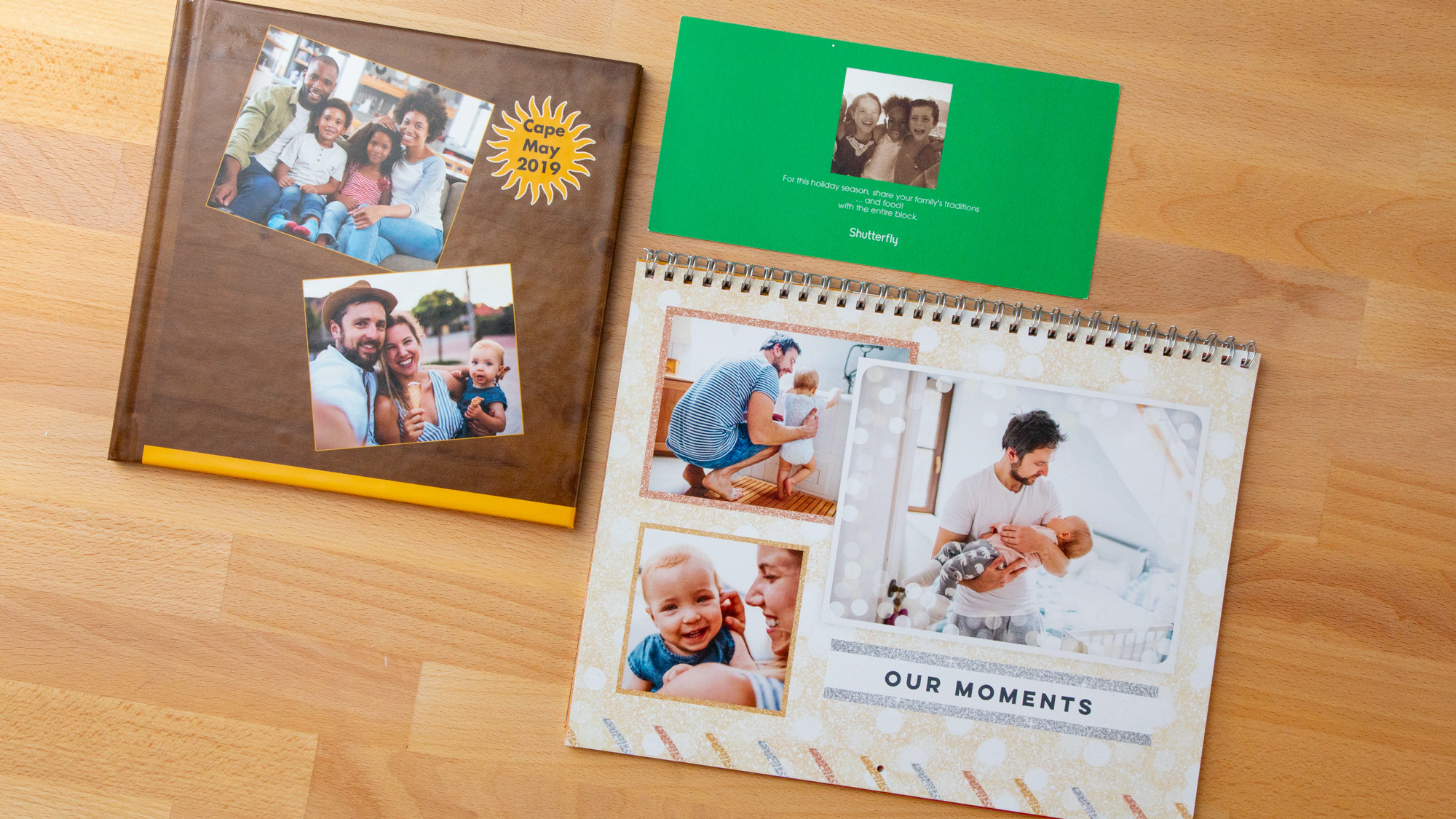 Shutterfly Photo Book, Card, And Calendar Review: Good, But