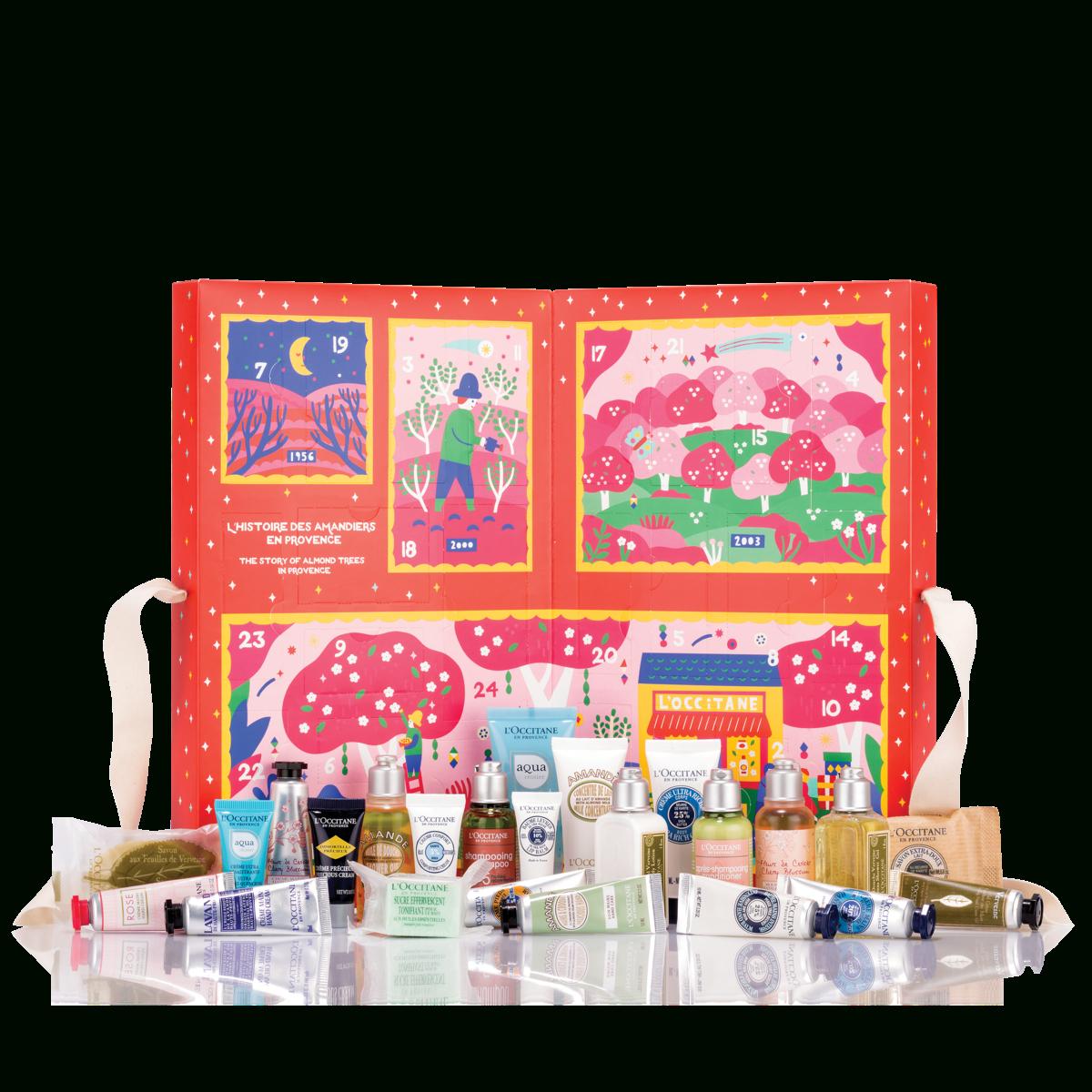 Signature Advent Calendar | 24 Days Of Gifting | L'occitane