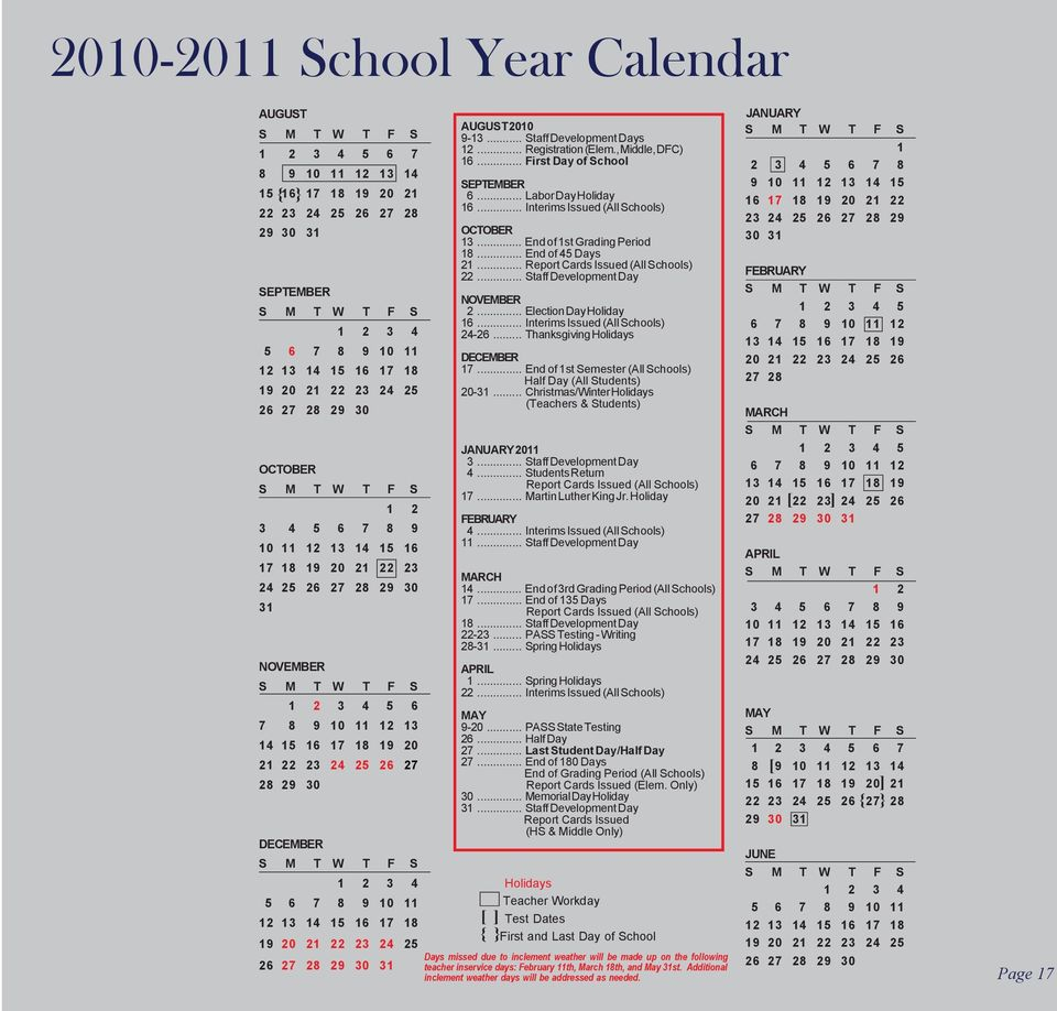 Spartanburg County School District Six Report To The