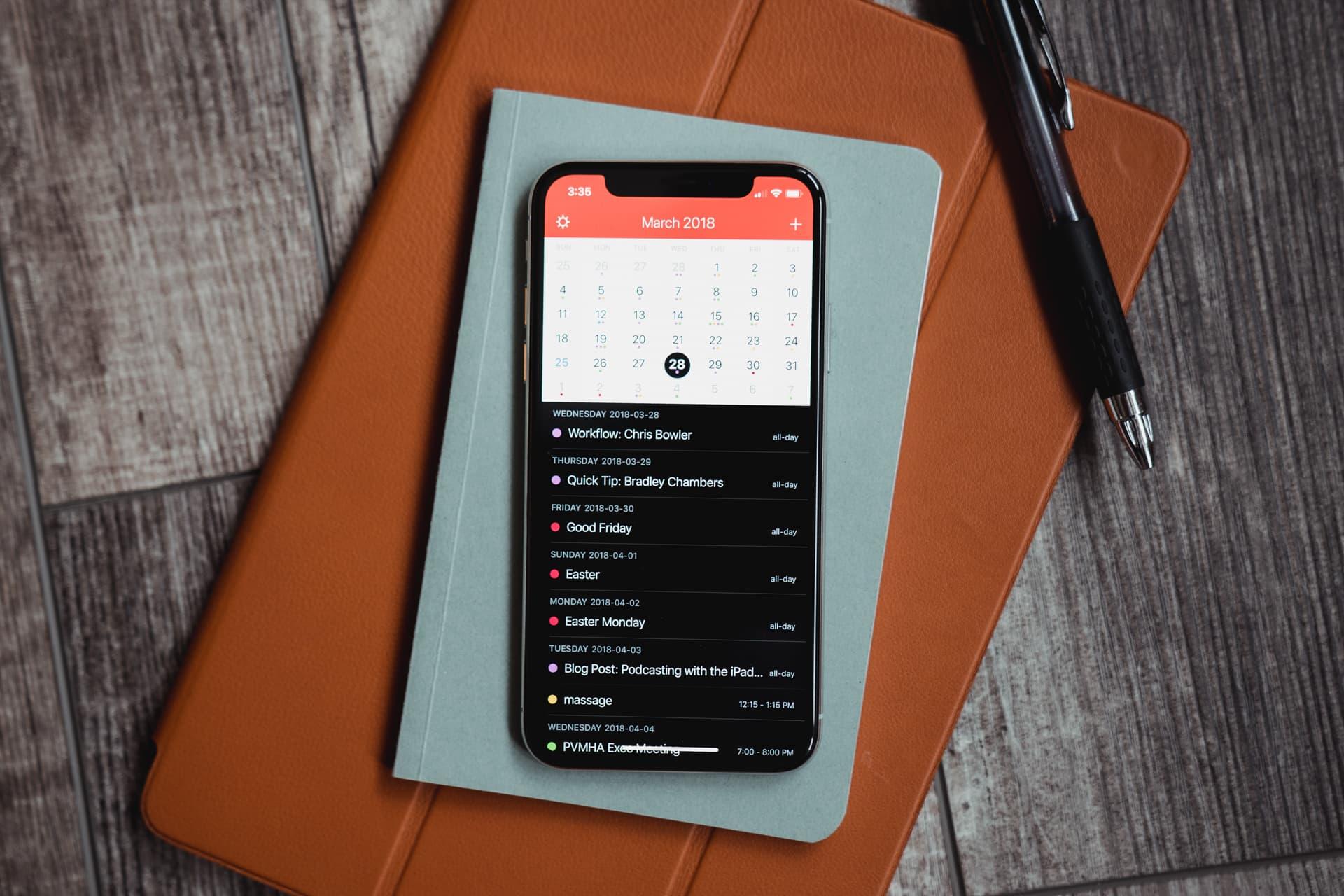 The Best Calendar App For Iphone – The Sweet Setup
