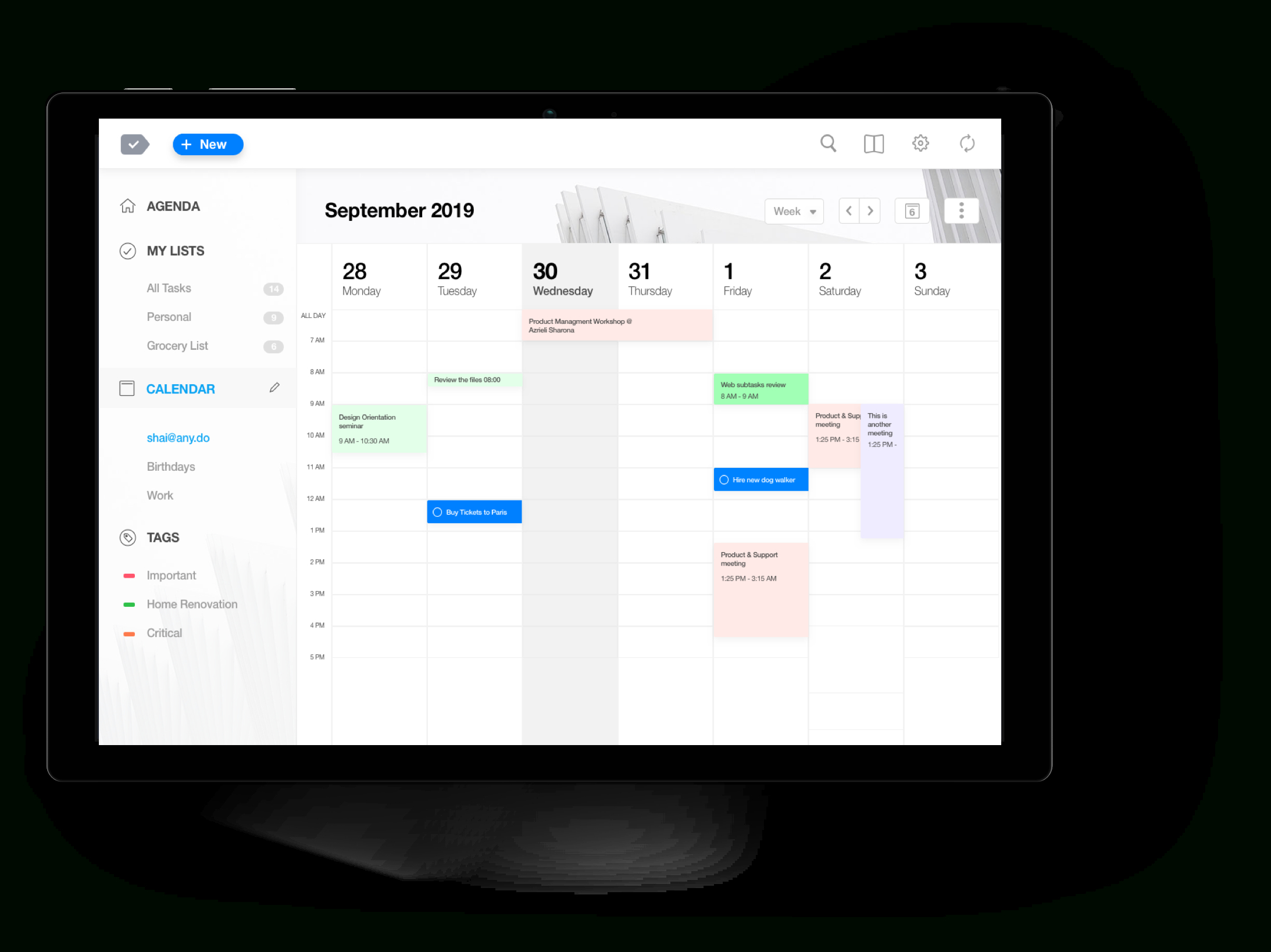 The Best Calendar App For Windows | Any.do