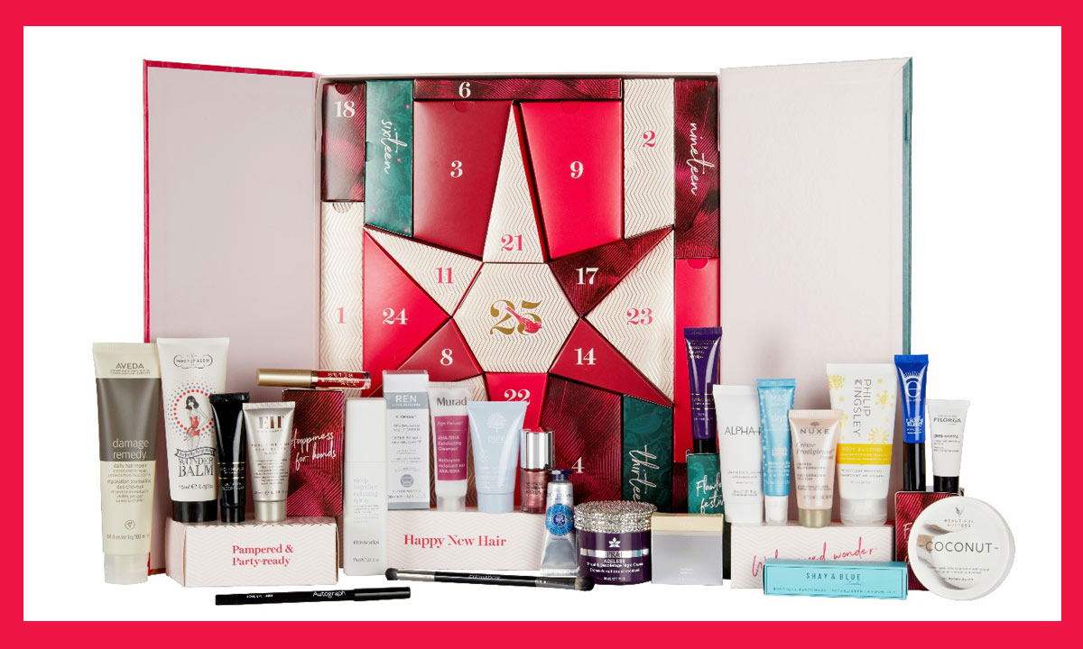 The Marks & Spencer Beauty Advent Calendar Has Dropped And