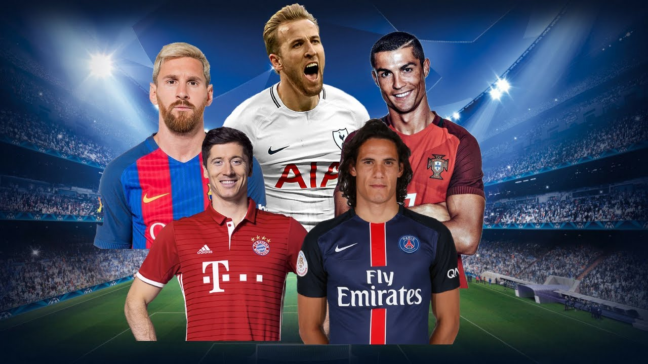 Top 5 Players Of Europe'S Highest Goal Scorers In The World 2018