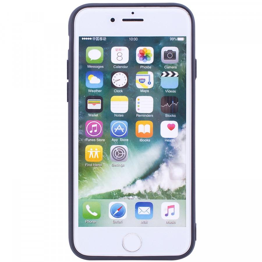 "Tpu Чехол Space Print Для Apple Iphone 7 / 8 (4.7"") Луна (72318)"