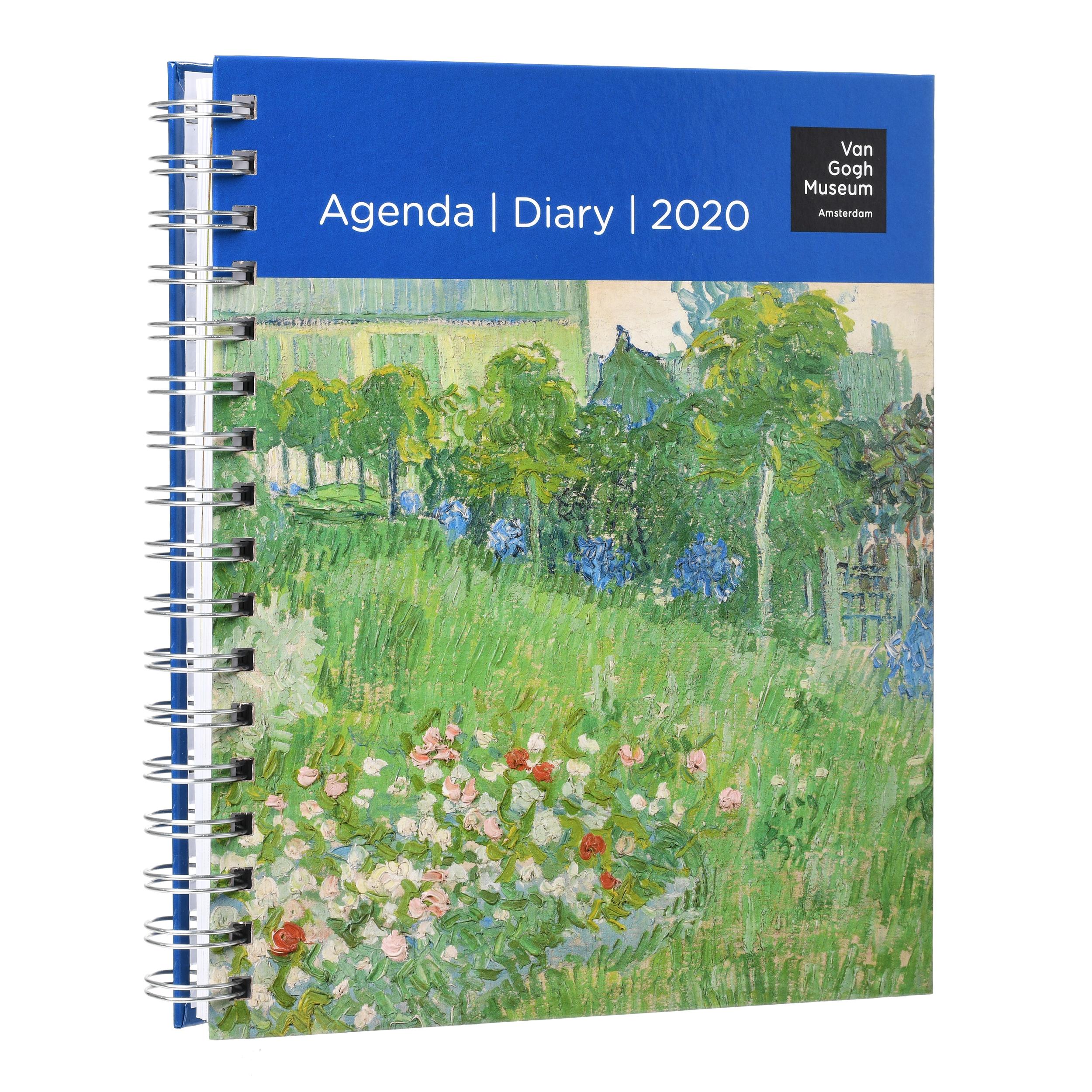Van Gogh Diary 2020