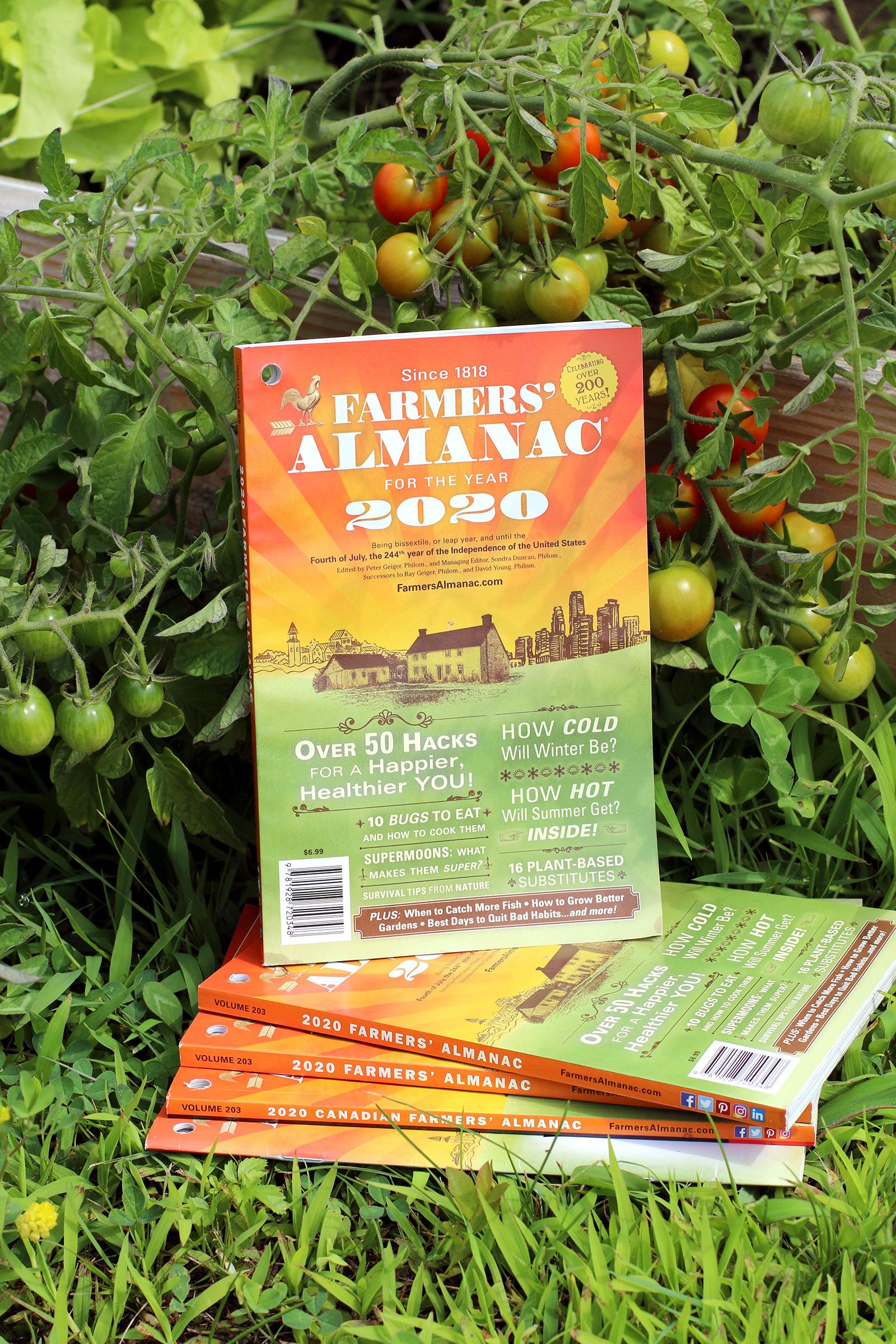 What's Inside The 2020 Farmers' Almanac - Farmers' Almanac