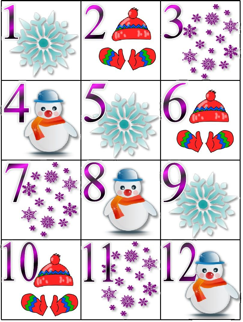 Winter Calendar Pieces | Preschool Calendar, Classroom