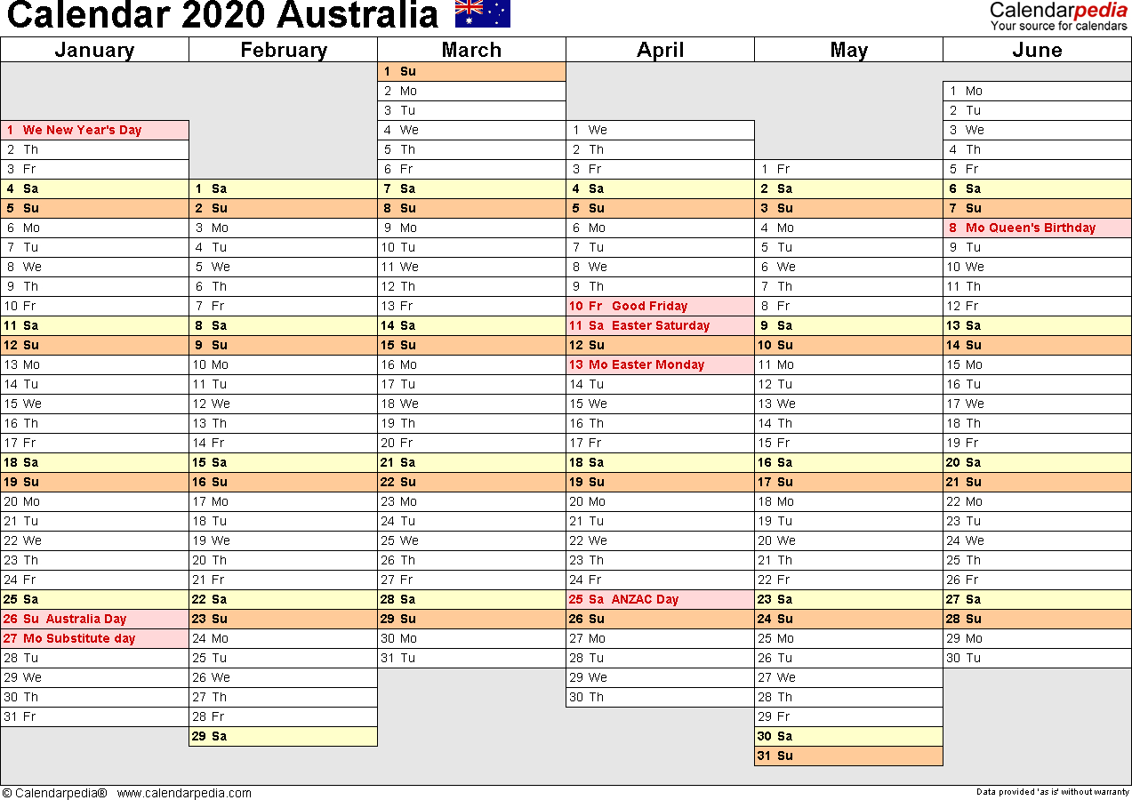 Yearly Planner 2020 - Wpa.wpart.co