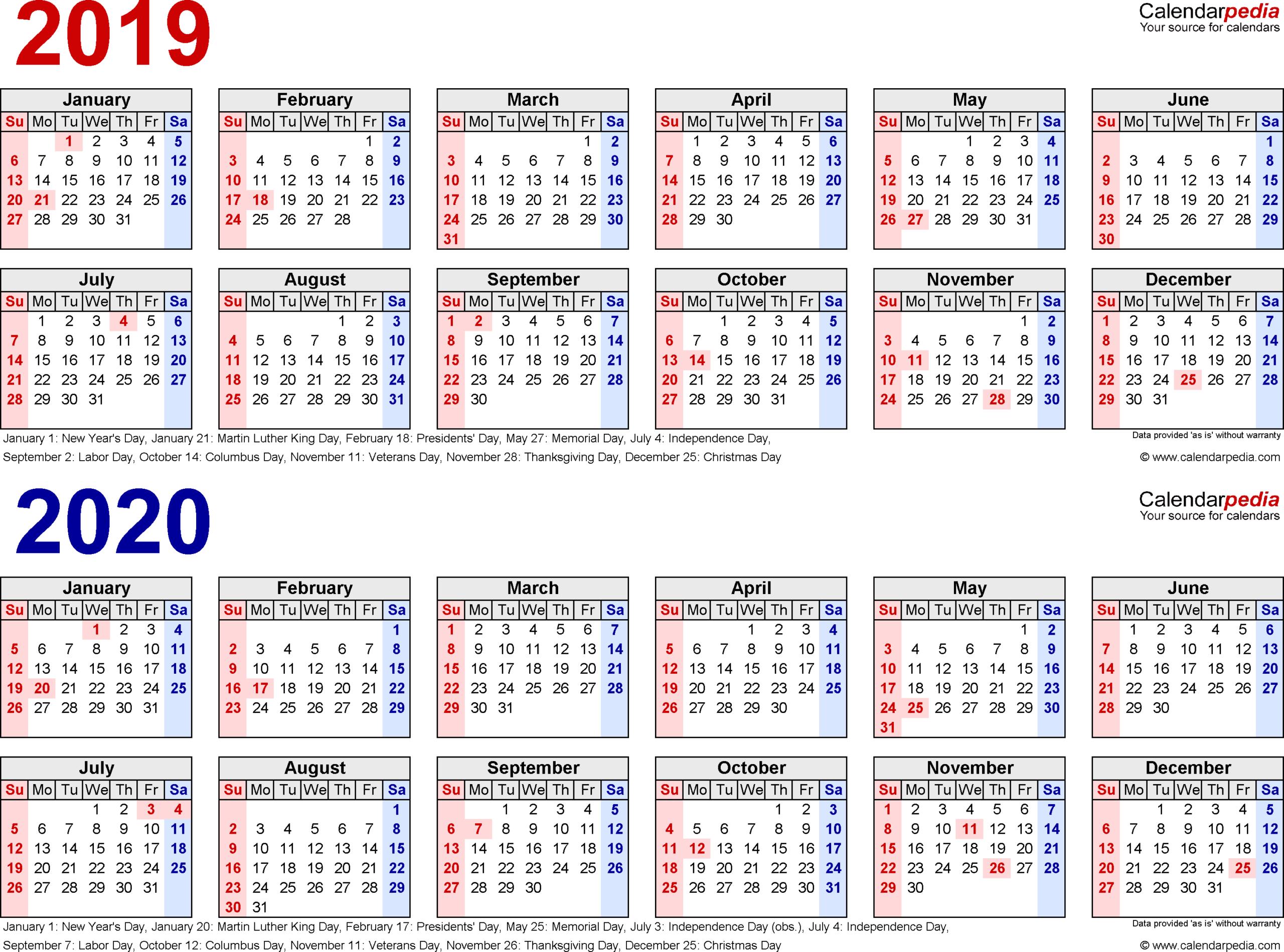 2020 Calendar Canada Printable With Holidays | Calendar