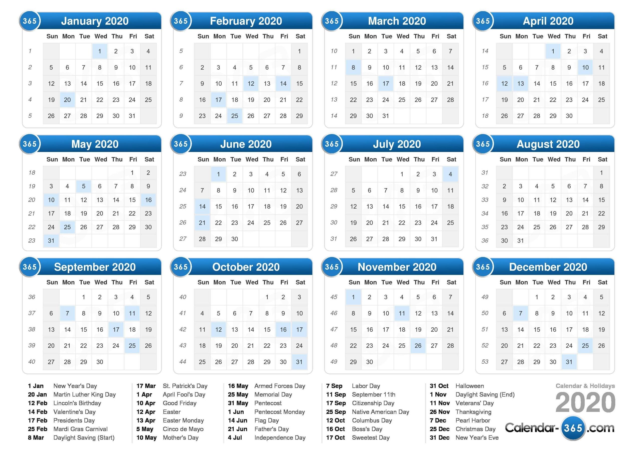 2020 Calendar South Africa With Public Holidays | Calendar