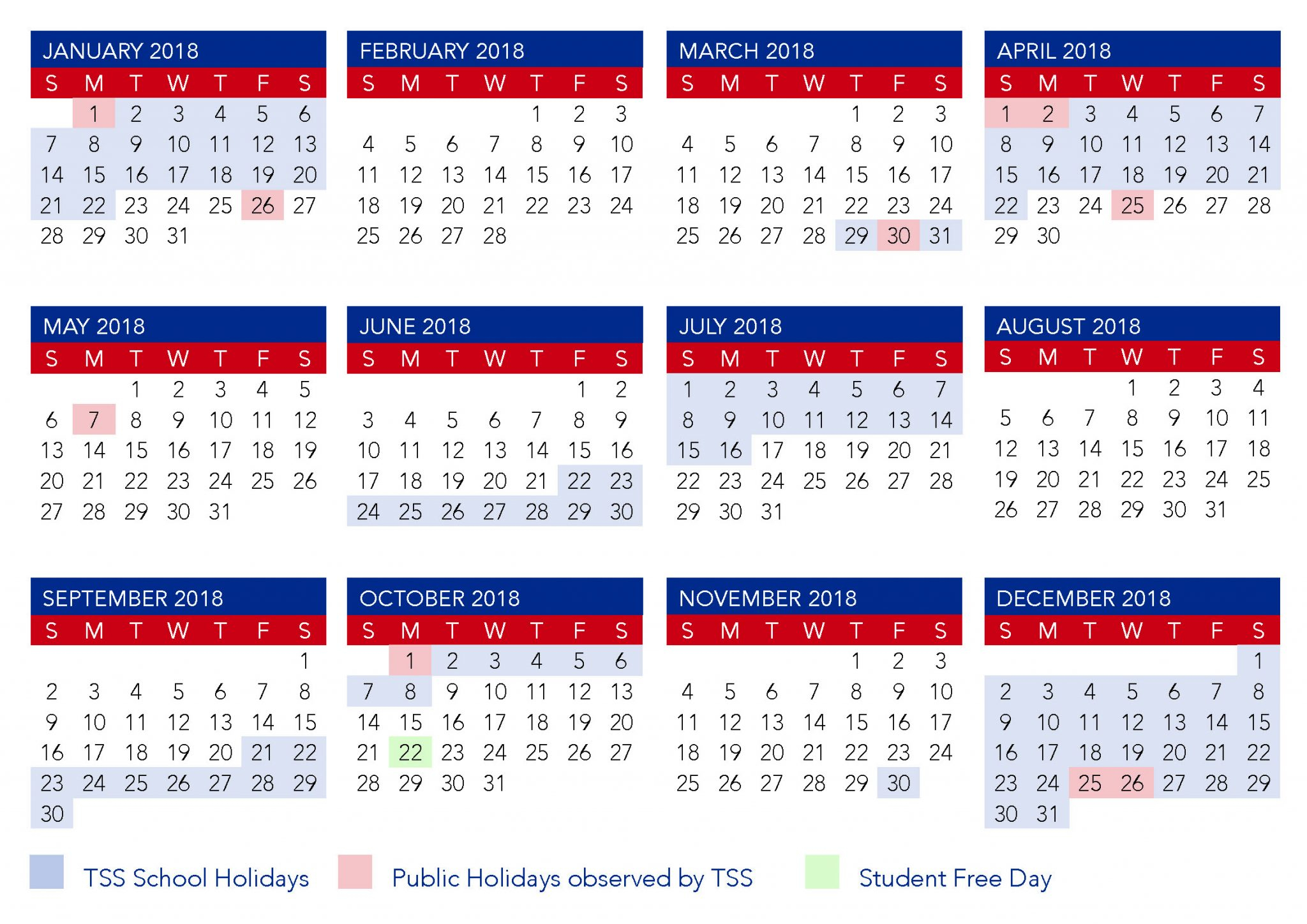 2020 Education Qld Calendar - Best Of The Best Education
