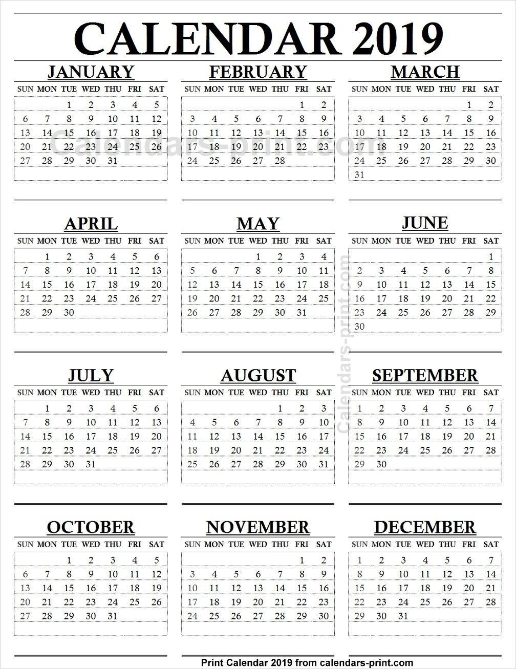 3 Months In One Calenadar - Calendar Inspiration Design